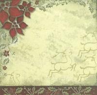 Premium Glitter Scrapbook paper Weihnachten 68
