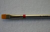 Flachpinsel Synthetik Gr.12 kurzer Stiel