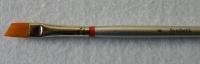 Flachpinsel schräg Synthetik Gr.8 kurzer Stiel