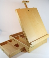 Tisch- / Kofferstaffelei