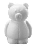 Styropor-Bär 15cm