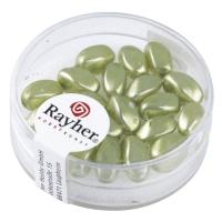 Renaissance-Olive, 9x6 mm jade