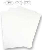 Briefbogen A4 210x297mm 90g weiß