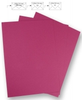 Briefbogen A4 210x297mm 90g pink