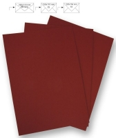 Briefbogen A4 210x297mm 90g bordeaux