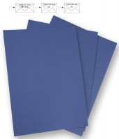 Briefbogen A4 210x297mm 90g royalblau