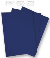 Briefbogen A4 210x297mm 90g nachtblau