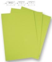 Briefbogen A4 210x297mm 90g lindgrün