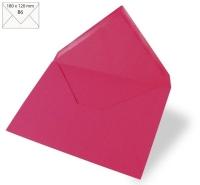 Kuvert B6 180x120mm 90g pink