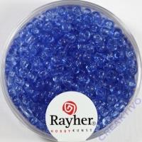 Rocailles 2,6mm ø transparent hellblau