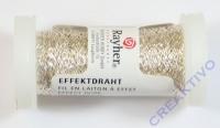 Effektdraht 0,22mm 60m silber