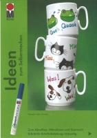 Marabu Ideen zum Selbermachen - Lustige Tassen