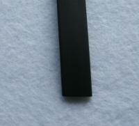 PVC-Band 10mm schwarz 1cm