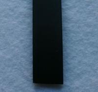 PVC-Band 15mm schwarz 1cm