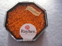 Premium-Rocailles, 2,2 mm ø opak capriorange