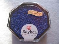 Premium-Rocailles, 2,2 mm ø opak royalblau