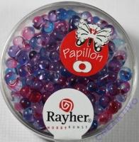 Papillon Rocailles Two Tone 3,2 x 6,5mm ultrablau