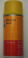 Marabu Do-it Colorspray mittelgelb (Restbestand)