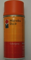 Marabu Do-it Colorspray orange (Restbestand)