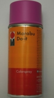 Marabu Do-it Colorspray rosa (Restbestand)