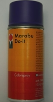 Marabu Do-it Colorspray violett dunkel (Restbestand)