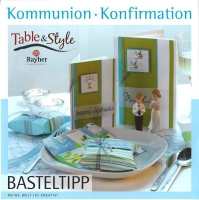 Rayher Basteltipp - Table & Style I (Download)