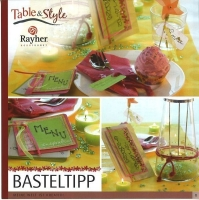 Rayher Basteltipp - Table & Style II (Download)