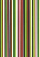 Bastelkarton Linus Din A4 - pink/rot/apfelgrün (Restbestand)