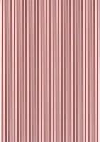 Bastelkarton Happy Papers Streifen DIN A4 rot