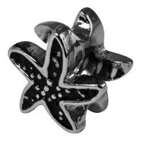 Rockstars Metall-Zierelement Seestern 12mm altsilber
