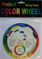Colour Wheel 13cm Farbmisch-Scheibe
