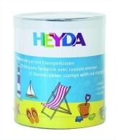 Heyda Stempelset Urlaub