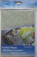 Crackle Mosaik Platte 15x20cm Spiegel