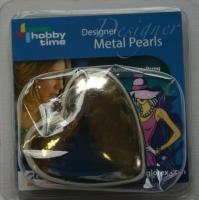 Metal Pearls 55mm Herz (Restbestand)