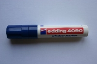 Edding 4090 window marker 4-15mm blau