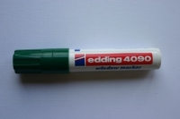 Edding 4090 window marker 4-15mm grün