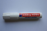 Edding 4090 window marker 4-15mm weiß