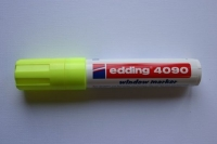 Edding 4090 window marker 4-15mm neongelb