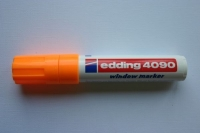 Edding 4090 window marker 4-15mm neonorange