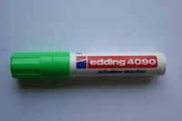 Edding 4090 window marker 4-15mm neongrün