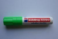 Edding 4090 window marker 4-15mm neongrün