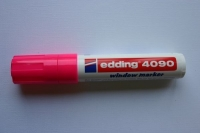 Edding 4090 window marker 4-15mm neonpink