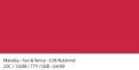Marabu Fun & Fancy Window Color 80ml rubinrot