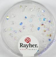 Rayher Swarovski Kristall-Schliffperlen 3mm mondstein