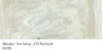 Marabu Fun & Fancy Window Color 80ml perlmutt (Restbestand)
