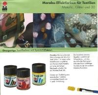 Marabu Effektfarben textil Prospekt (Download)