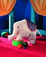 Elefant Bimbo - nur noch zum Stopfen