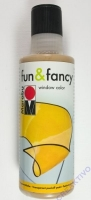 Marabu Fun & Fancy Window Color 80ml hellbraun