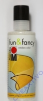 Marabu Fun & Fancy Window Color 80ml glittergold