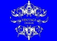 My Style Schablone DIN A4 Vintage Design (Restbestand)